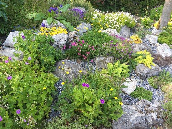 Belvedere House Gardens & Park: Rock Garden