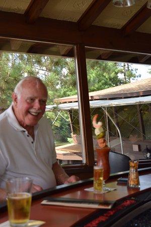 Lake Delton, WI: Ishnala's famous Bloody Mary.