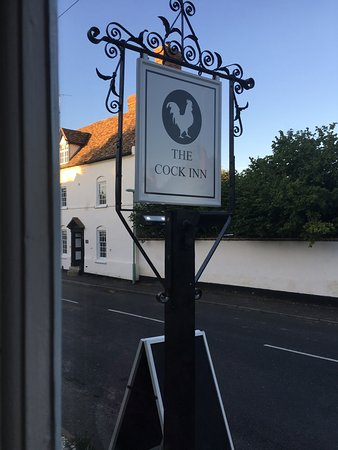 Thurlow-The Cock
