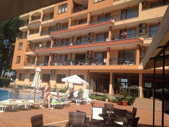 Apart Hotel Happy Sunny Beach