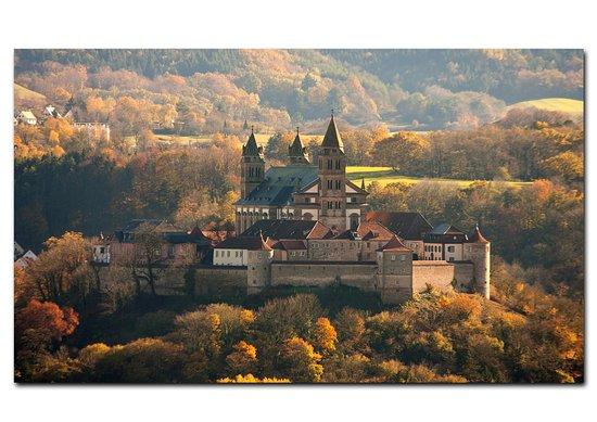 Schwäbisch Hall, Alemania: Die Großcomburg