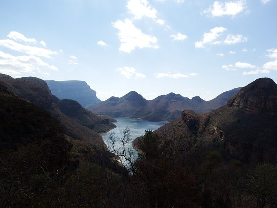 Forever Resort Blyde Canyon: View on the lake