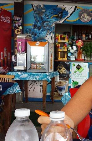 Cogoleto, Italië: bar