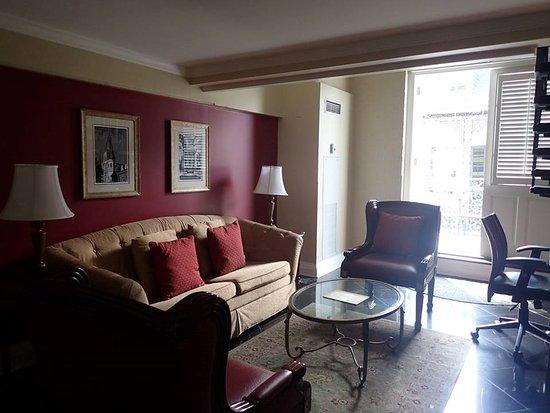 Bourbon Orleans Hotel Resmi