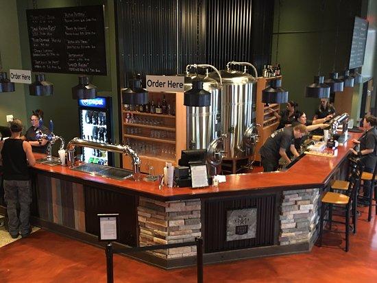 Sauk Rapids, MN: the bar