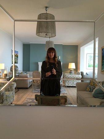 Boskerris Hotel: Mirror