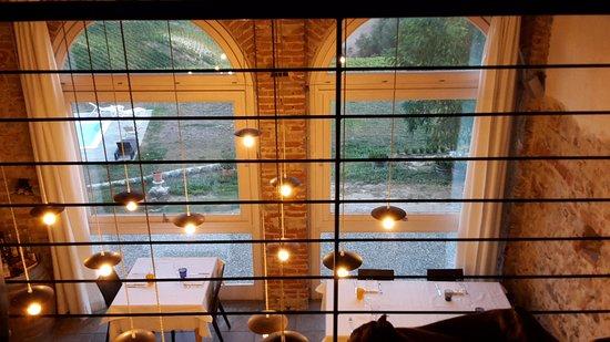 Cascina Marcantonio: sala da pranzo