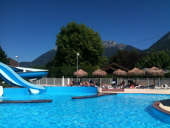 Camping la ravoire annecy frankrig campingplads for Hotel altedia la ravoire