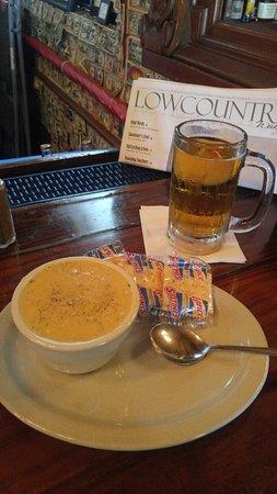 "Harbor Island, Güney Carolina: Delicious ""She Crab Soup!"""