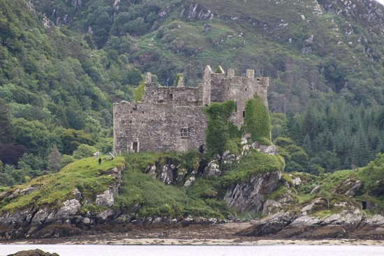 Castle In The Island Picture Of Selkie Explorers Isle Of Eigg