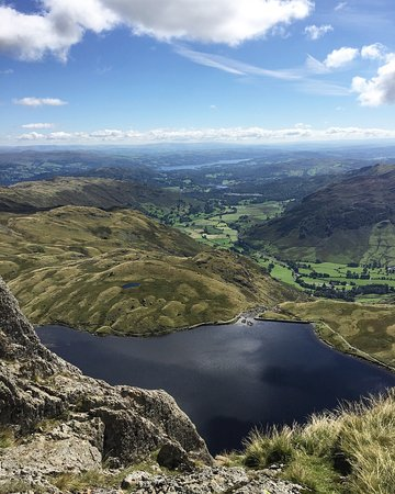 K Village Kendal In The Lakes District Rock climbing Lake District - Picture of Climb365, Kendal ...