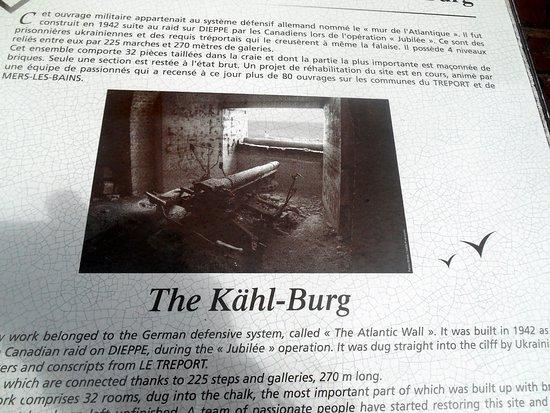 Le Kahl Burg: kahl burg