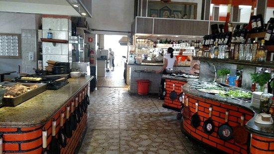 Itapecerica da Serra, SP: Almoço churrascaria 41