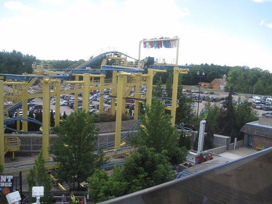 Michigan's Adventure: View from the Ferris Wheel