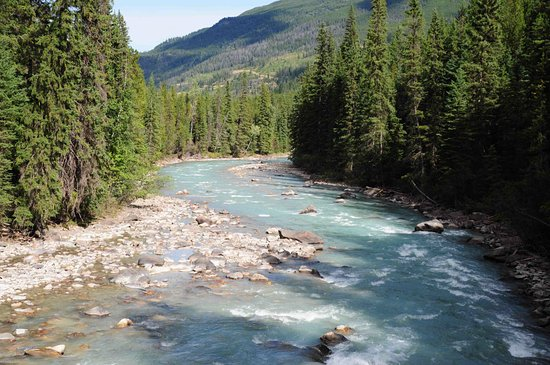 Panorama, Canadá: Toby Creek