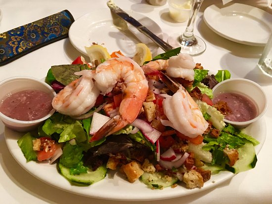 Montrose, CO: Shrimp Salad