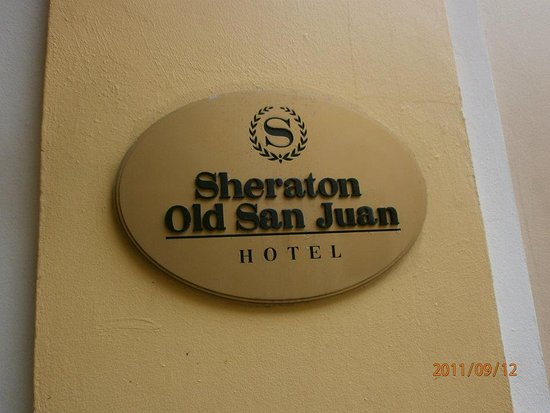 Sheraton Old San Juan Hotel Photo