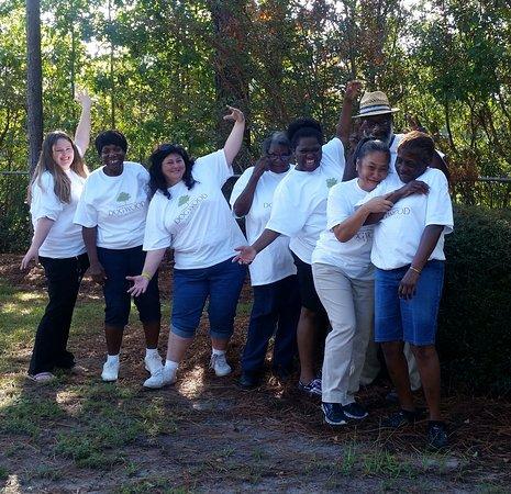 Richmond Hill, GA: Fun employees