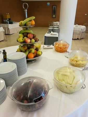 Monte Real, Portugal: Desayunos espectaculares