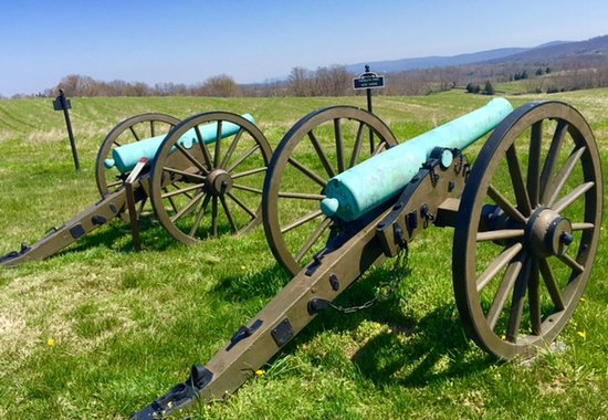 Sharpsburg, MD: battlefield