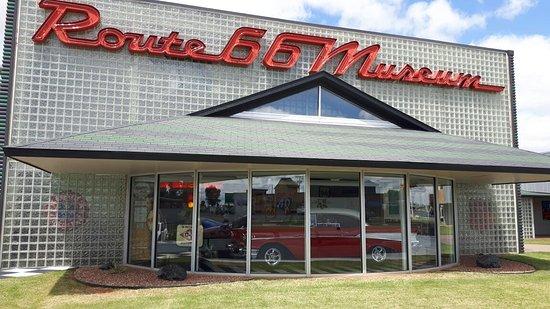 Oklahoma Route 66 Museum: 20160818_124333_large.jpg