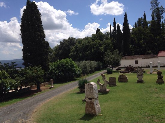 Monteverdi Marittimo, Italia: Monte Verdi Marittimo villa le Querciolaie