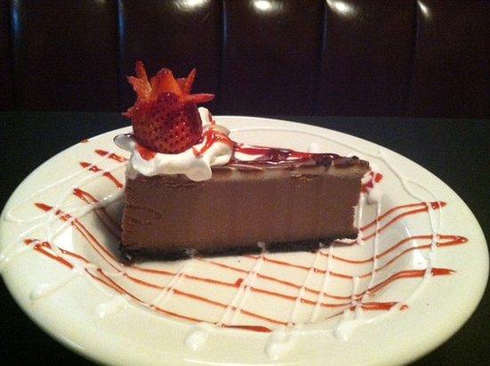 Yukon, OK : Godiva Chocolate Cheesecake