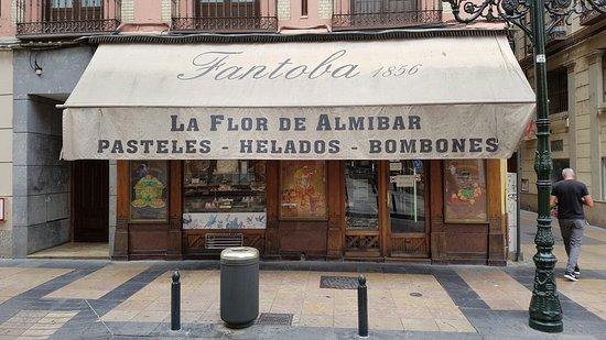 Pastelería La Flor de Almibar (o Fantoba): 20160829_130358_large.jpg