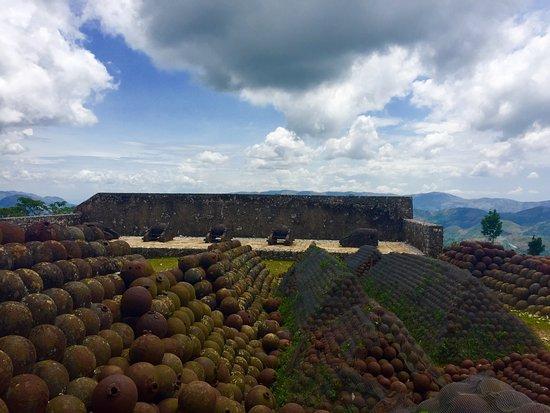 Nord Department, Haïti : National History Park - Citadel, Sans Souci, Ramiers