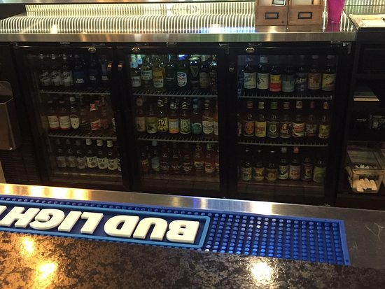 Two Rivers, WI: Great beer selection!