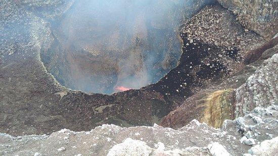 Masaya, Nicaragua: kratermond