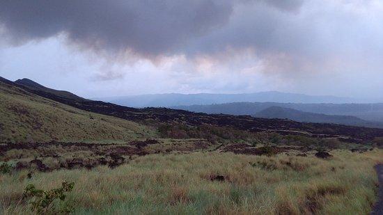Masaya Volcano National Park: landschap rond vulkaan masaya
