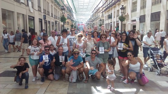 Spetting Tours: Tour Gratis Málaga