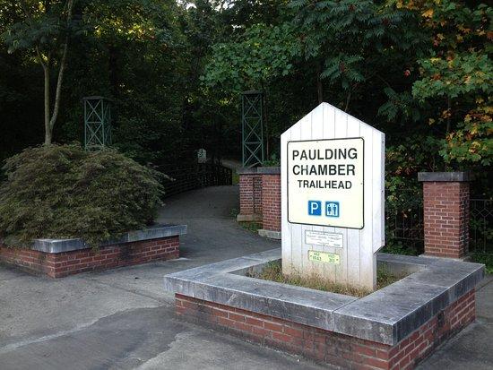 Smyrna, Джорджия: Chamber Trailhead