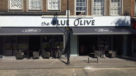 The Blue Olive Picture Of The Blue Olive Barnet Tripadvisor