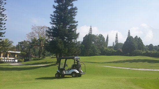 Sleman, Indonesia: golf course