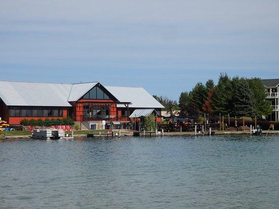 Elk Rapids照片