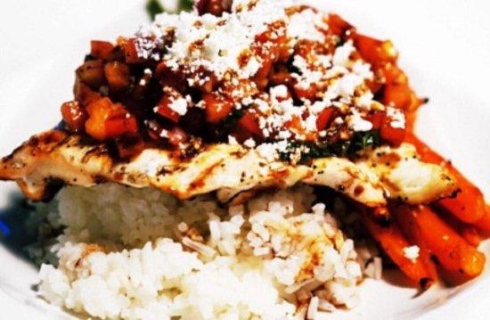 White Rock, Canada: Santa Fe Corn Chowder, Chicken Cordon Bleu Burger, Bruschetta Chicken & Beeramisu – the JRG Publ