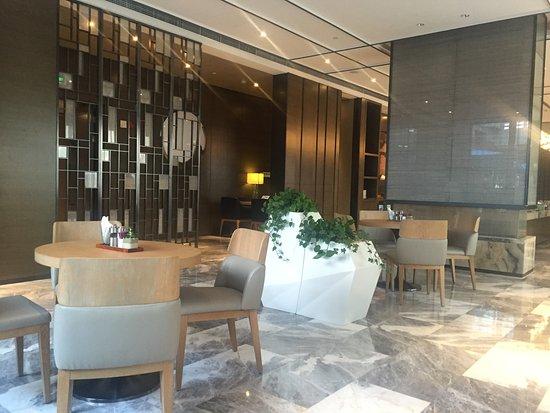 Yibin, Chiny: Lounge