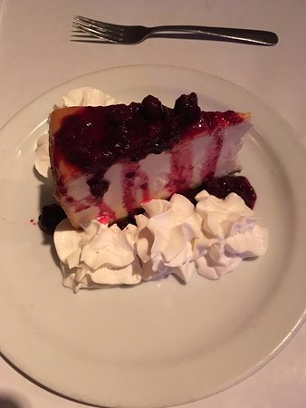 Owen Sound, Canada: Cheese cake