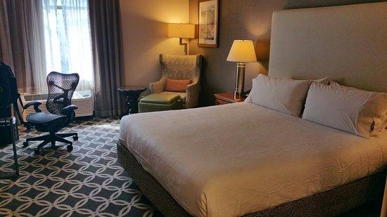 華盛頓特區市中心希爾頓花園旅館照片
