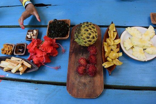 Isla Bastimentos, Panama: Tasting session