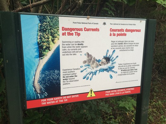 Leamington, Kanada: Point Pelee National Park