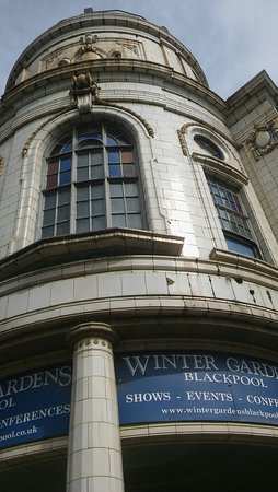 Winter Gardens & Opera House Theatre Blackpool : 20160827_121220_large.jpg
