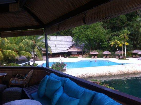 Pearl Farm Beach Resort: Parola Bar