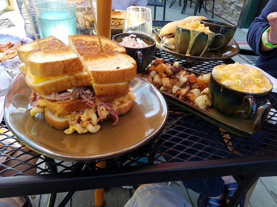 """Ely, MN: """"The Mutt"""" with 3 sides. AWESOME"""