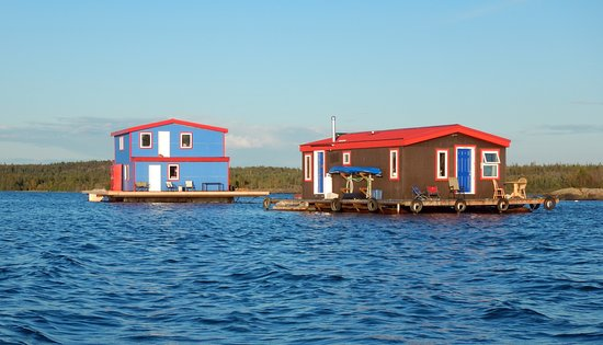 The Floating B&B
