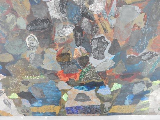 Ζηλανδία, Δανία: Ceiling painting