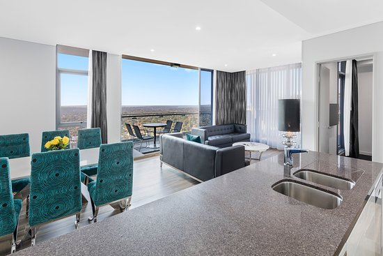 Parramatta, Australia: Altitude Suite with 2 Bedrooms