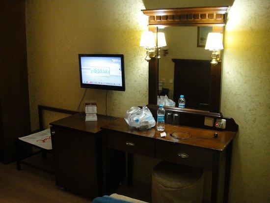 Santa Sophia Hotel: اثاث الغرفة